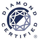 emblem-diamond-certified